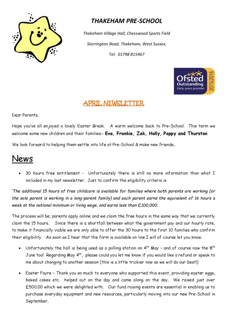 thumbnail of newsletter april 2017